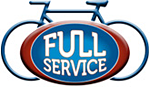 Full Service Bicycle Logo